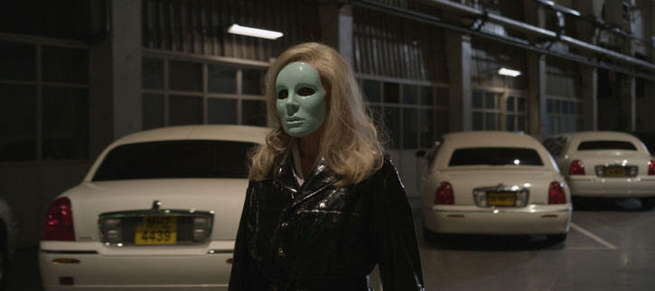 Holy Motors doet hoogtijdagen David Lynch herleven